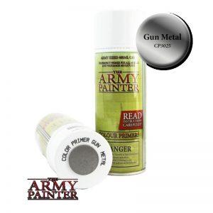 The Army Painter   Spray Paint AP Spray: Gun Metal - APCP3025 - 2530251111111