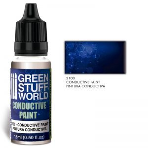 Green Stuff World   Specialist Paints Conductive Paint - 8436574504590ES - 8436574504590