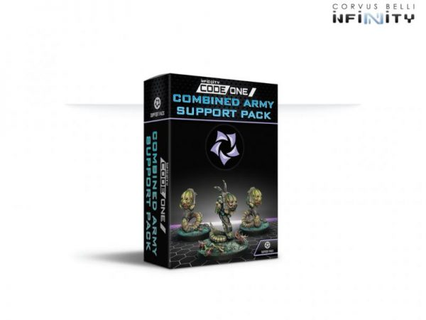 Corvus Belli Infinity  Combined Army Combined Army Support Pack - 281604-0835 - 2816040008351