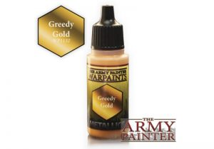 The Army Painter   Warpaint Warpaint - Greedy Gold - APWP1132 - 2561132111111