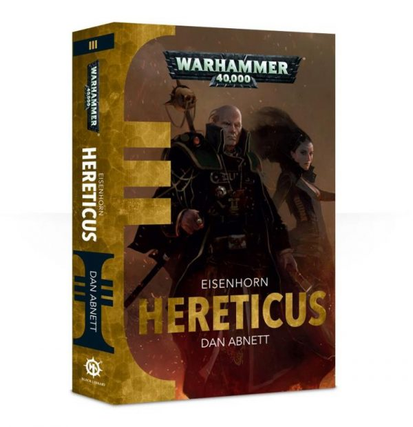 Games Workshop   Warhammer 40000 Books Eisenhorn: Hereticus (Paperback) - 60100181330 - 9781849709651