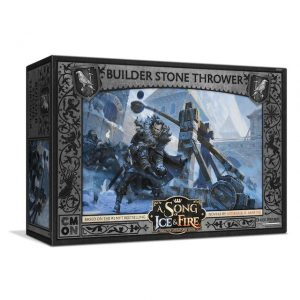Cool Mini or Not A Song of Ice and Fire  Night's Watch A Song of Ice and Fire: Night's Watch Stone Thrower Crew - CMNSIF307 - 889696008978