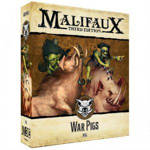 Wyrd Malifaux  Bayou War Pigs - WYR23622 -