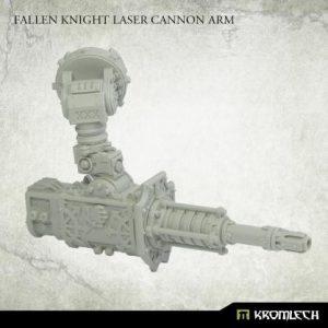 Kromlech   Heretic Legionary Conversion Parts Fallen Knight Laser Cannon Arm (1) - KRVB097 - 5902216119871