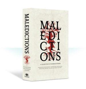 Games Workshop   Warhammer Horror Maledictions: A Horror Anthology (softback) - 60109981010 - 9781784968816