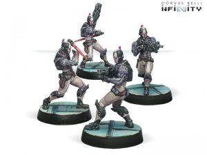 Corvus Belli Infinity  The Aleph Aleph Myrmidons - 280813-0276 - 2808130002769