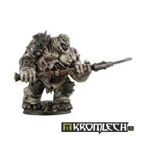 Kromlech   Heretic Legionary Model Kits Rotten Butcher (Demon of Plague) - KRM015 - DUPLICATE BARCODE KRM026
