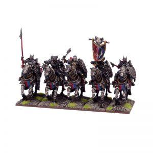 Mantic Kings of War  Undead Undead Soul Reaver Cavalry Troop (5) - MGKWU101 - 5060208868333