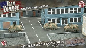 Gale Force Nine   Battlefield in a Box Team Yankee: Modern Roads Expansion - BB189 - 9420020229815