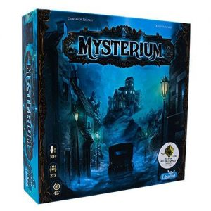 Libellud Mysterium  Mysterium Mysterium - LIBMYST01US - 3558380029564