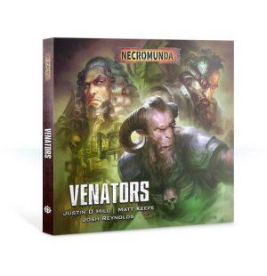 Games Workshop (Direct)   Audiobooks Venators (CD) - 60680581001 - 9781784969561