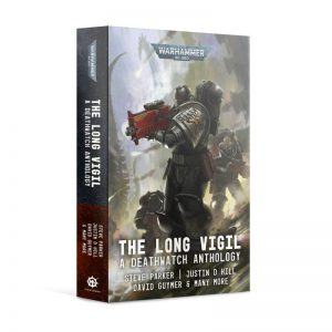 Games Workshop   Warhammer 40000 Books Deathwatch: The Long Vigil (paperback) - 60100181780 - 9781789998252
