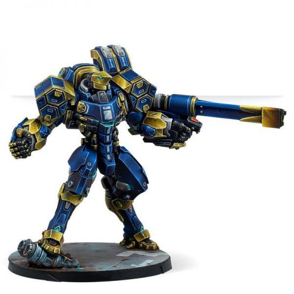 Corvus Belli Infinity  O-12 O-12 Zeta Unit (TAG) - 282008-0846 - 2820080008462