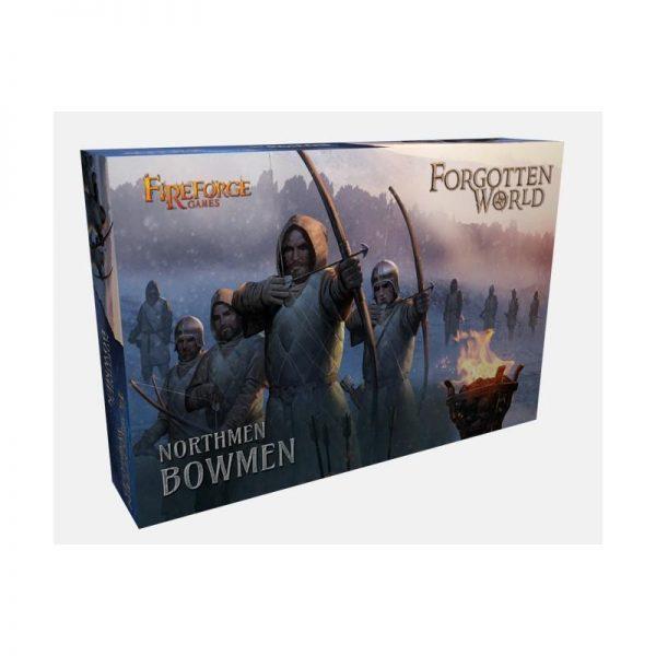 Fireforge Games   Forgotten World Northmen Bowmen - FFW101 - 2620000001012