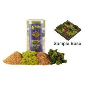 Gale Force Nine   Basing Kits Basing Kit: Summer Pasture - GFS901 - 8780540011712