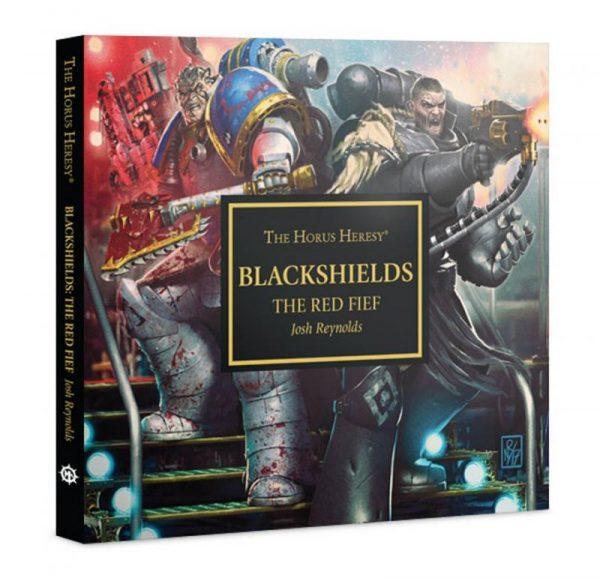 Games Workshop   Warhammer 40000 Books Blackshields: Red Fief (audiobook) - 60680181120 - 9781784966942