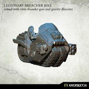 Kromlech   Legionary Model Kits Legionary Breacher Bike (1) twin thunder gun & gravity distorter - KRM107 - 5902216113947