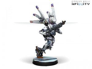 Corvus Belli Infinity  The Aleph Aleph Garuda Tacbots (Boarding shotgun) - 280859-0708 - 2808590007083