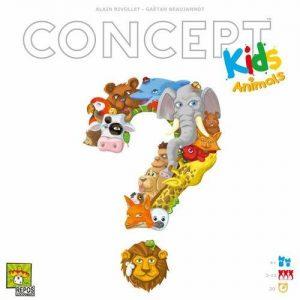 Asmodee Concept Kids  Concept Kids Concept Kids: Animals - ASMCONKID-EN01 - 5425016922767