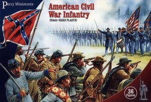 Perry Miniatures   Perry Miniatures American Civil War Infantry - ACW01 - ACW01