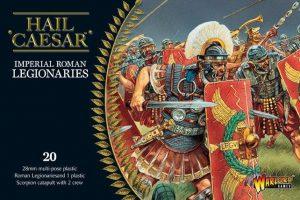 Warlord Games Hail Caesar  SALE! Imperial Roman Legionaries (plus Scorpion) - WGH-IR-01 - 5060200842676