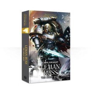 Games Workshop   The Horus Heresy Books Leman Russ: The Great Wolf. Book 2 (Hardback) - 60040181238 - 9781784964498