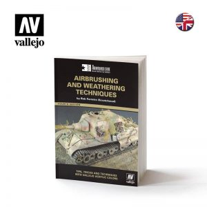 Vallejo   Painting Guides AV Book - Airbrushing Techniques by R. Ferreira - VAL75002 - 9788460860051