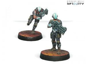 Corvus Belli Infinity  Nomads Prowlers (Spitfire & ADHL) - 280593-0714 - 2805930007147