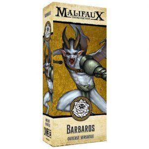 Wyrd Malifaux  Outcasts Barbaros - WYR23526 -