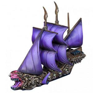 Mantic Kings of War Armada  Twilight Kin Twilight Kin Butcher - MGARV201 - 5060469667218