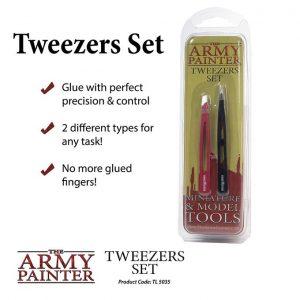 The Army Painter   Army Painter Tools Army Painter Tweezers Set - APTL5035 - 5713799503502