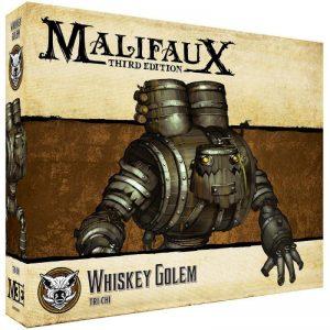 Wyrd Malifaux  Bayou Whiskey Golem - WYR23618 - 812152031364