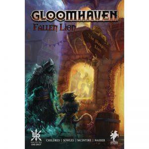 Cephalofair Games Gloomhaven  SALE! Gloomhaven: Fallen Lion - 10GH1S010399 - 704078282428