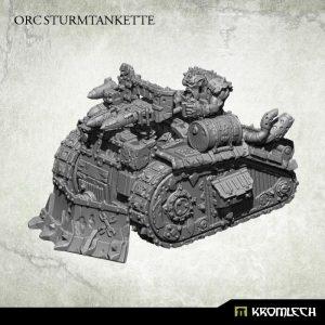 Kromlech   Orc Model Kits Orc Sturmtankette (1) - KRVB034 - 5902216115668