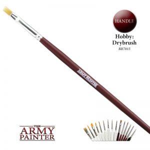 The Army Painter   Brushes Hobby Brush: Drybrush - APBR7015 - 4019769250041