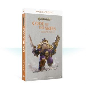 Games Workshop   Age of Sigmar Books Code of the Skies (Paperback) - 60100281262 - 9781789990119