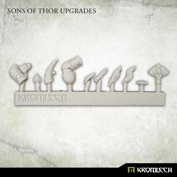 Kromlech   Legionary Conversion Parts Sons of Thor Upgrades - KRCB282 -