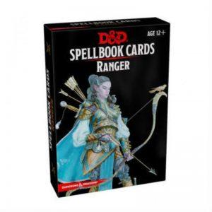 Gale Force Nine Dungeons & Dragons  D&D Decks D&D: Ranger Deck - C56710000 - 9780786966561