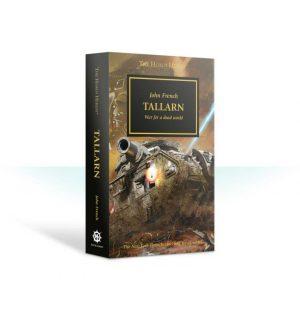 Games Workshop   The Horus Heresy Books Tallarn: Book 45 (Paperback) - 60100181683 - 9781784968779