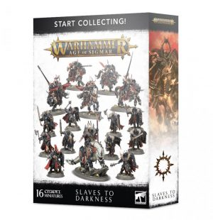Games Workshop Age of Sigmar  Slaves to Darkness Start Collecting! Slaves to Darkness - 99120201107 - 5011921128440