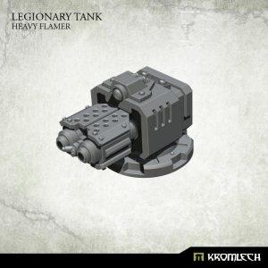Kromlech   Vehicles & Vehicle Parts Legionary Tank: Heavy Flamer - KRVB058 - 5902216117419