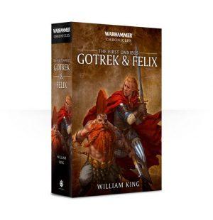 Games Workshop   Warhammer Chronicles Gotrek & Felix: The First Omnibus (paperback) - 60100281220 - 9781784967857