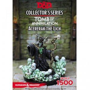 Gale Force Nine Dungeons & Dragons  D&D Miniatures D&D: Acererak the Lich - GFN71062 - 9420020237360