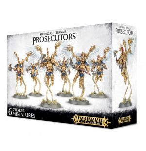 Games Workshop (Direct) Age of Sigmar  Stormcast Eternals Stormcast Eternals Prosecutors - 99120218015 - 5011921079292