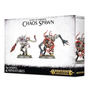 Games Workshop Warhammer 40,000 | Age of Sigmar  Slaves to Darkness Chaos Spawn - 99120201050 - 5011921066841
