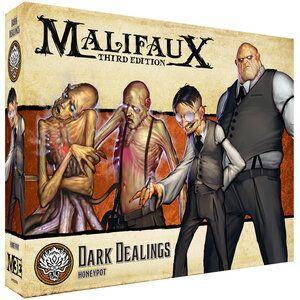 Wyrd Malifaux  Ten Thunders Dark Dealings - WYR23708 - 812152032712