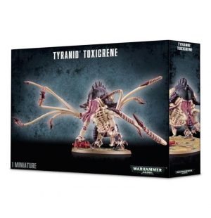 Games Workshop (Direct) Warhammer 40,000  Tyranids Tyranid Toxicrene / Maleceptor - 99120106033 - 5011921056408