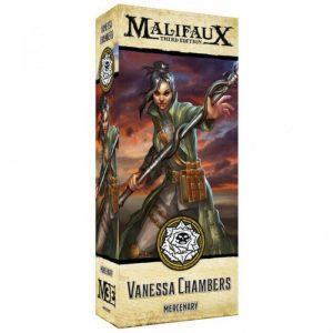 Wyrd Malifaux  Outcasts Alt Vanessa - WYR23527 -