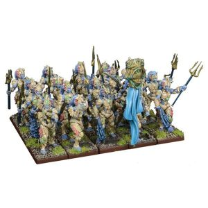 Mantic Kings of War  Forces of Nature Naiad Regiment - MGKWN302 - 5060208869651