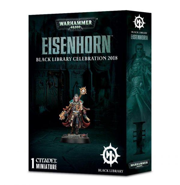 Games Workshop (Direct) Warhammer 40,000  Inquisition Inquisitor Eisenhorn - 99810181001 - 5011921095445